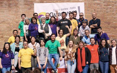 Guanyem Sitges aprova i presenta les 31 candidates d'una llista encapçalada per Xavier Salmerón