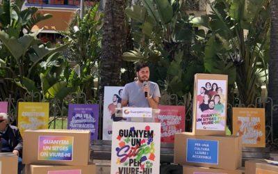 Guanyem Sitges presenta el programa electoral per a les Municipals 2019