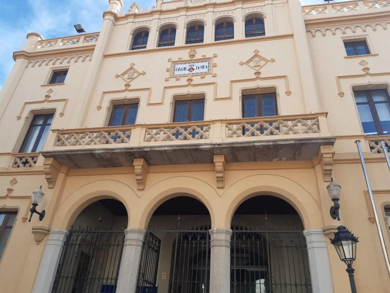 L'Ajuntament de Sitges inicia els treballs per dissenyar un nou Punt de Servei d'Entitats i Voluntariat