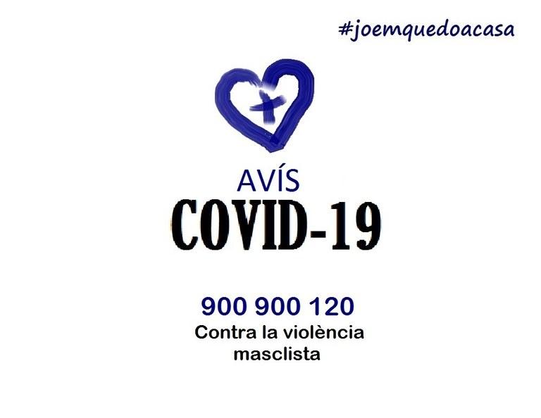 L'Ajuntament de Sitges recorda el telèfon d'atenció a les dones en situació de violència masclista