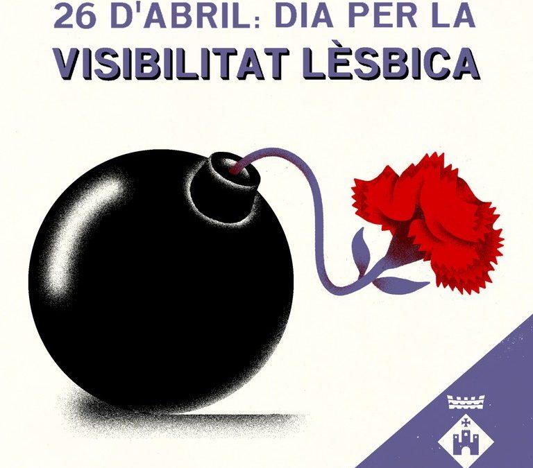 Sitges se suma a la celebració del Dia de la Visibilitat Lèsbica