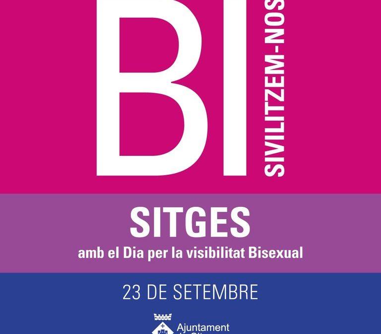 Sitges celebra el Dia Internacional per la Visibilitat Bisexual