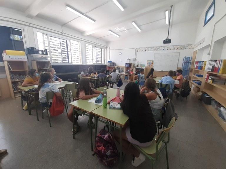 L'Ajuntament ofereix eines als centres escolars per educar en la igualtat i la diversitat