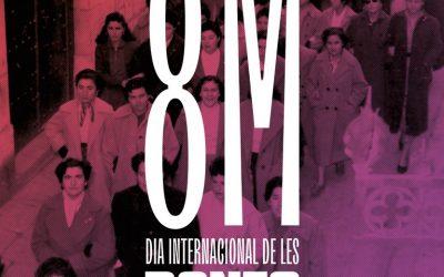 El 8M recupera fragments d'història explicats per dones