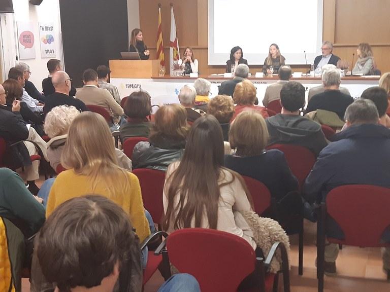 L'habitatge protagonitza la tercera de les audiències de participació ciutadana