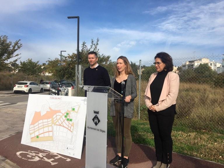 La regidoria d'Habitatge presenta la proposta de desenvolupament dels primers 175 habitatges de Protecció Oficial