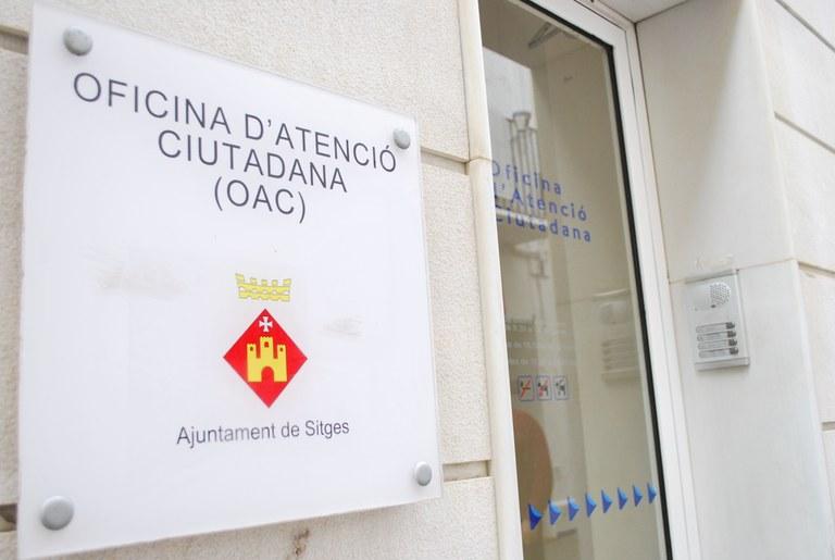 L'Ajuntament de Sitges posa en marxa un nou servei d'informació i gestió sobre habitatge en col·laboració amb el Consell Comarcal del Garraf