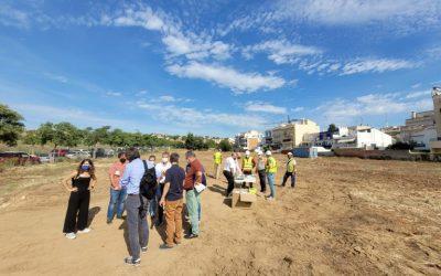 Comencen les obres de la tercera promoció d'habitatge públic