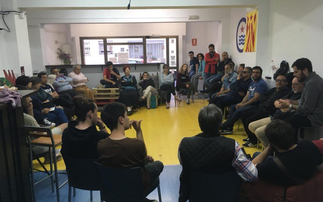 Guanyem Sitges aposta per un govern d'esquerres i municipalista