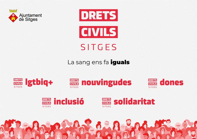 Drets Civils estrena nova ubicació i imatge